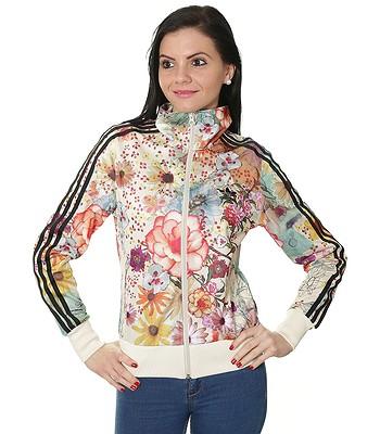 całkowicie stylowy Kod kuponu świetne ceny bluza adidas Originals Farm Confete Firebird Zip - Multicolor ...