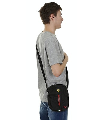 bc9a871769 taška Puma Ferrari Fanwear Portable - Black | blackcomb.sk