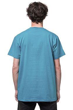 tričko Horsefeathers Raise - Blue tričko Horsefeathers Raise - Blue 8a1066e871