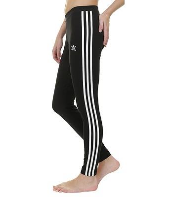 f3ddc2e6911 legíny adidas Originals 3 Stripes - Black