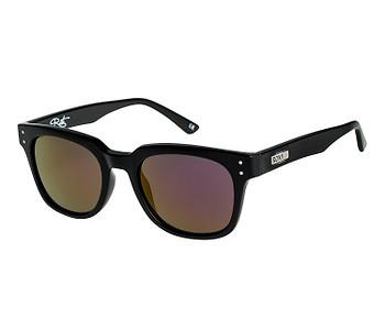 f3f29b8a6 OKULIARE ROXY RITA - XKKM/SHINY BLACK/FLASH PINK - skate-online.sk