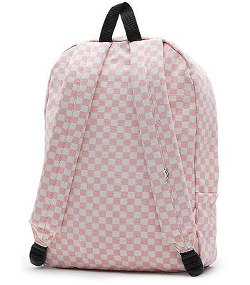 Nowe Produkty Najlepsze miejsce nowe obrazy plecak Vans Checkerboard - Peach Skin - snowboard-online.pl
