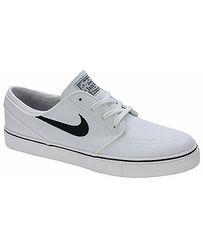 2b0e1e1028 topánky Nike SB Zoom Stefan Janoski Canvas - Summit White Black