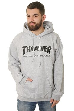 sweatshirt Thrasher Skate Mag - Gray