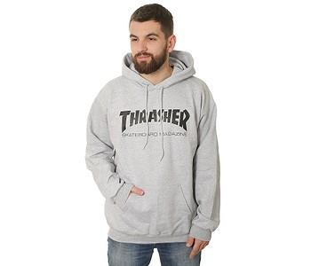 mikina Thrasher Skate Mag - Gray