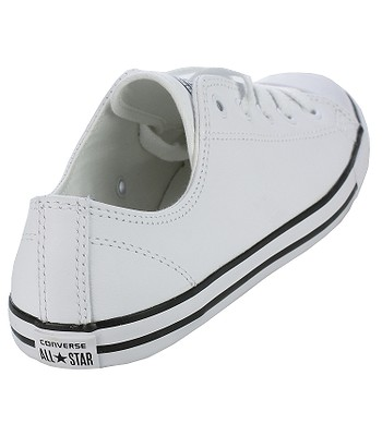 7f27e563660e0 buty Converse Chuck Taylor All Star Dainty Leather OX - 537108/White -  blackcomb-shop.pl