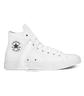 47e948b86b7 topánky Converse Chuck Taylor All Star II Hi - 150148 White White Navy