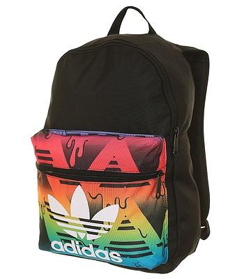 d1efc2e29 batoh adidas Originals Classic Soccer - Black/Multicolor   Blackcomb.cz