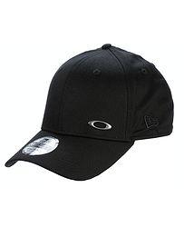 kšiltovka Oakley Tinfoil New Era 39T - Black 52da626975e8