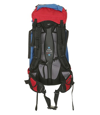 cdd48818373 batoh Deuter Guide 35+ - Ocean Fire