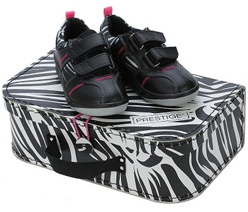 f316d113a1c boty Prestige Zebra - M56020 Black Pink - boty-boty.cz - doprava zdarma
