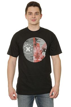 99d8210694 tričko Hurley The Dreams - 00AE Black ...