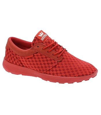 topánky Supra Hammer Run - Red Red - snowboard-online.sk 9040aaff548