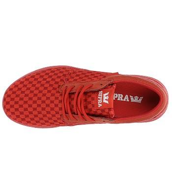 topánky Supra Hammer Run - Red Red. Na sklade ‐ 13. 3. u teba doma -40% d8cb8516b1c
