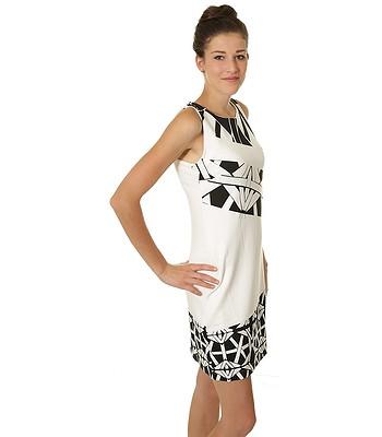 šaty Desigual 61V2LB0 Hello - 1000 Blanco - snowboard-online.sk 086a8751718