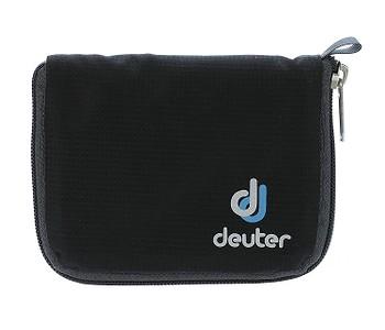 peněženka Deuter Zip Wallet - Black
