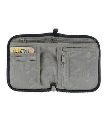 kwaliteitsproducten 50% prijs goedkoop voor korting wallet Deuter Zip Wallet - Black - blackcomb-shop.eu