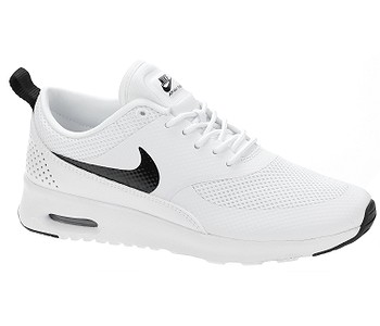 TOPÁNKY NIKE AIR MAX THEA - WHITE BLACK - skate-online.sk 239eccc948