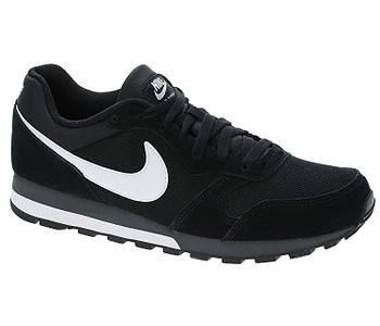 0cfd4c2a6106 boty Nike MD Runner 2 - Black White Anthracite - boty-boty.cz - doprava  zdarma