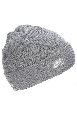 čepice Nike SB Fisherman - 064 Dark Gray Heather White 9f2111b04c