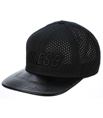 kšiltovka Nike SB S+ Road Performance Trucker - 010 Black  8ea1de9a3f
