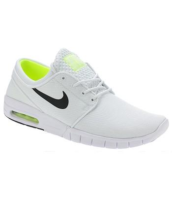 f6edbd544685 topánky Nike SB Stefan Janoski Max - White Black Volt White ...