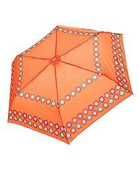 9fc84275a dáždnik Doppler Mini Slim Lollipop - Orange/Pink