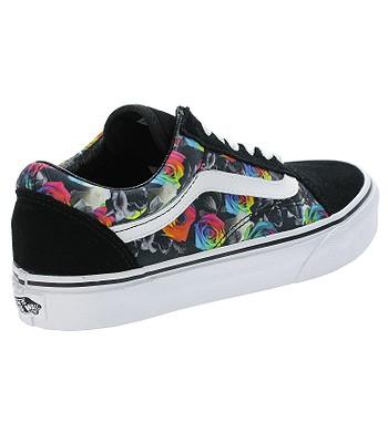 6a9a8b1b0c shoes Vans Old Skool - Rainbow Floral Black True White. No longer available.