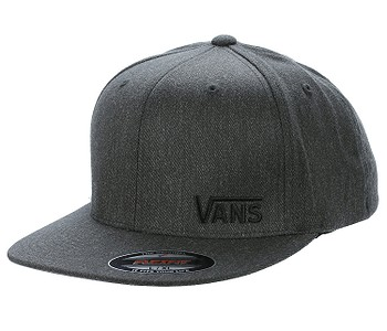 kšiltovka Vans Splitz - Charcoal Heather