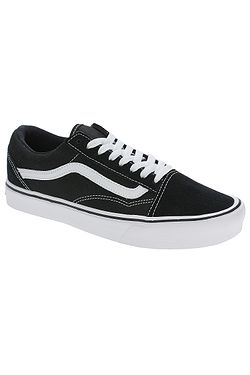 5a9f98b4a topánky Vans Old Skool Lite - Suede/Canvas/Black/White