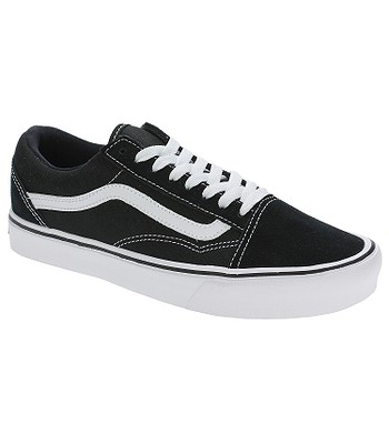 5e62192433992 topánky Vans Old Skool Lite - Suede/Canvas/Black/White - snowboard ...