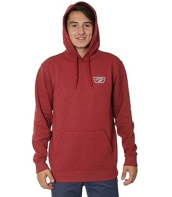 mikina Vans Full Patched - Red Dahlia Heather - snowboard-online.sk 0e770c6f32c