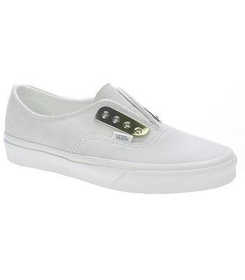 7984dca71c shoes Vans Authentic Gore - Metal Eyeplate Blanc De Blanc ...