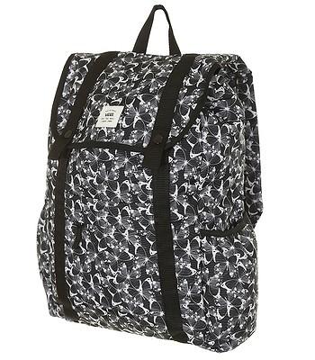4a8692535ba44 backpack Vans Caravaner - Butterfly Black - snowboard-online.eu