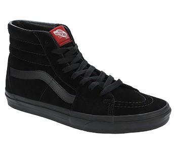 boty Vans Sk8-Hi - Black/Black