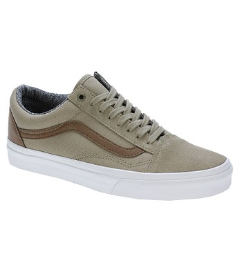 e3abe42fd6 shoes Vans Old Skool - C L Silver Mink True White - blackcomb-shop.eu