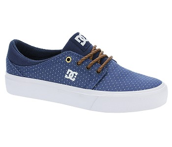 633b3a8cec1 boty DC Trase TX SE - XBCW Blue Brown White - boty-boty.cz - doprava ...