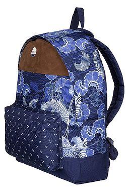 ebfc0a7ccf batoh Roxy Sugar Baby Soul - BSQ8 Perpetual Flower Blue Print