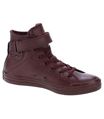 boty Converse Chuck Taylor All Star Brea Leather Hi - 549584 Deep Bordeaux Deep  Bordeaux  75e83cc7c6