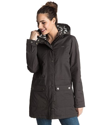 coat Roxy Piper Peak - KPGH Charcoal Heather - snowboard-online.eu a2b88ef8302
