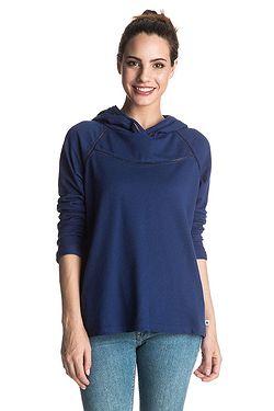 406e096c4f2 mikina Roxy Sunset Dream Poncho - BSQ0 Blue Print ...