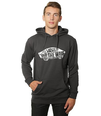 mikina Vans OTW Pullover Fleece - New Charcoal Datura Toile ... 088497a5d40
