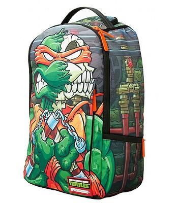 52538b6b70a backpack Sprayground B690 - Teenage Mutant Ninja Turtles - blackcomb-shop.eu