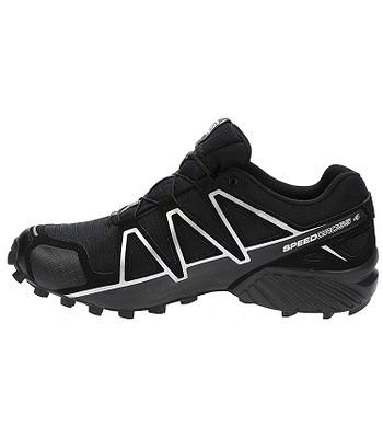 topánky Salomon Speedcross 4 GTX - Black Black Silver Metallic-X ... abf07b037e1