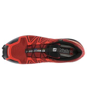 topánky Salomon Speedcross 4 GTX - Brique-X Radiant Red Black. Produkt už  nie je dostupný. c3286b06a71
