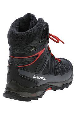 cdde41708 ... topánky Salomon X-Ultra Winer GTX J - Asphalt/Black/Radiant Red