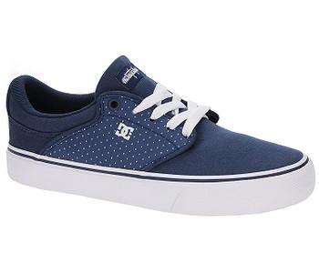 70e8e711178 boty DC Mikey Taylor Vulc TX SE - XBCW Blue Brown White - boty-boty.cz - doprava  zdarma