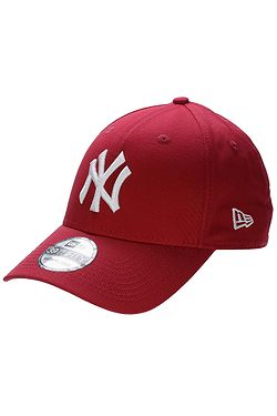 36efbd00014 šiltovka New Era 39T League Basic MLB New York Yankees - Scarlet White