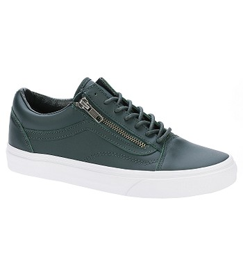 13f6b66d3abfec shoes Vans Old Skool Zip - Antique Silver Green Gables True White -  blackcomb-shop.eu