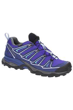 topánky Salomon X Ultra 2 GTX W - Spectrum Blue Blue Depth Pale Lilac 7b7254af0f3